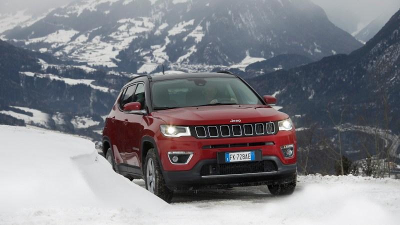 Der Jeep fährt mit Compass neue Wege