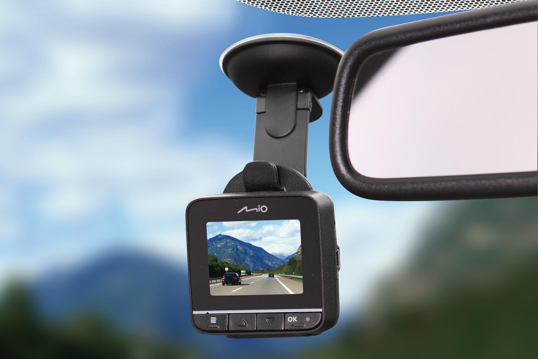 Kameras im Auto für unzulässig erklärt