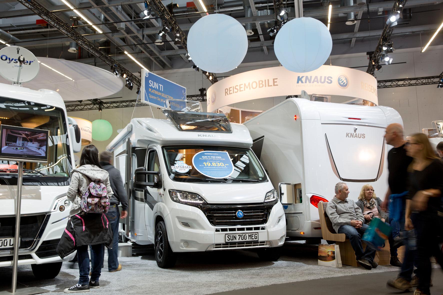 Caravan und Tourismus: Die Welt des mobilen Wohnens