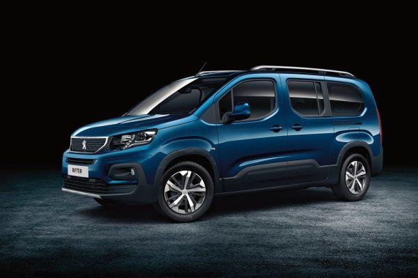 Aus dem Peugeot Partner wird der Rifter GenferSalon