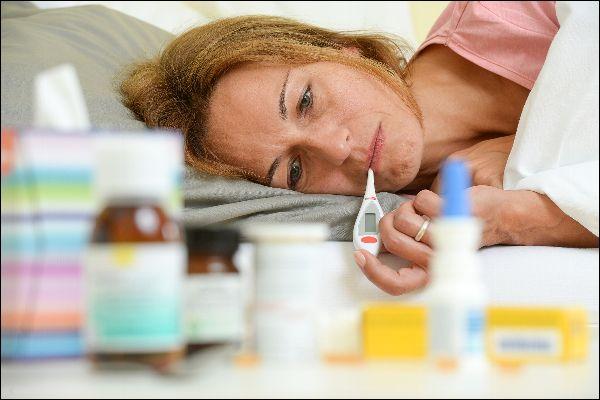 Grippewelle: Arzneikosten steuerlich absetzen