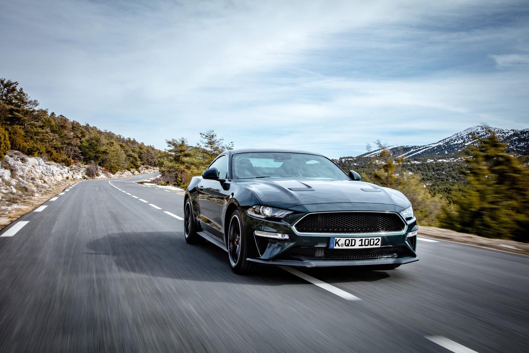 Ford Mustang Bullitt: Eine Hommage an den Hollywood Klassiker