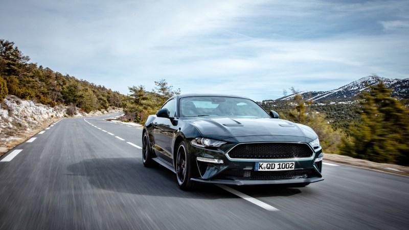 "Ford Mustang ""Bullit"", eine Hommage an den Hollywood Klassiker"