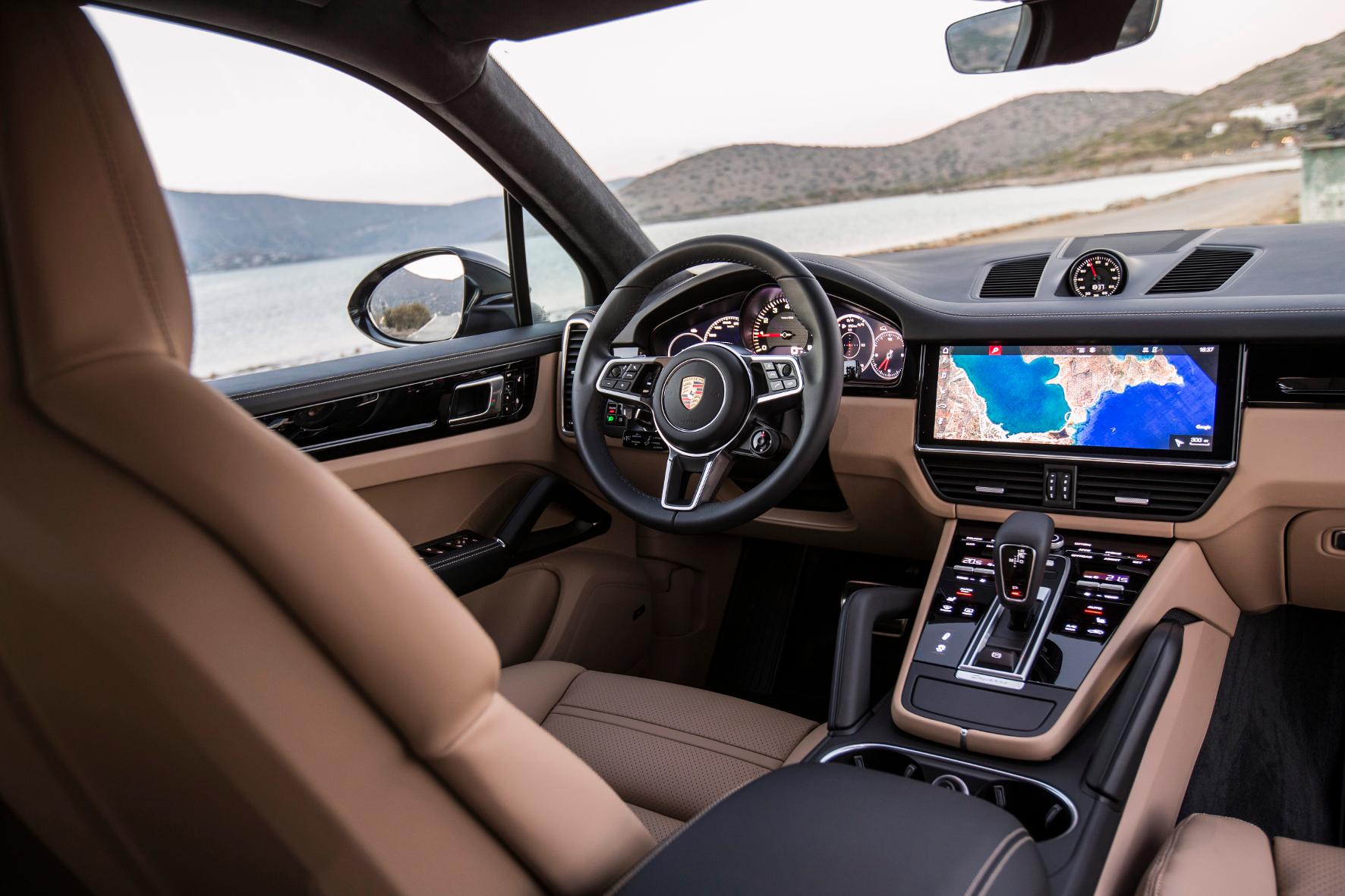 Cayenne: SUV-Gigant mit viel Platz und Power