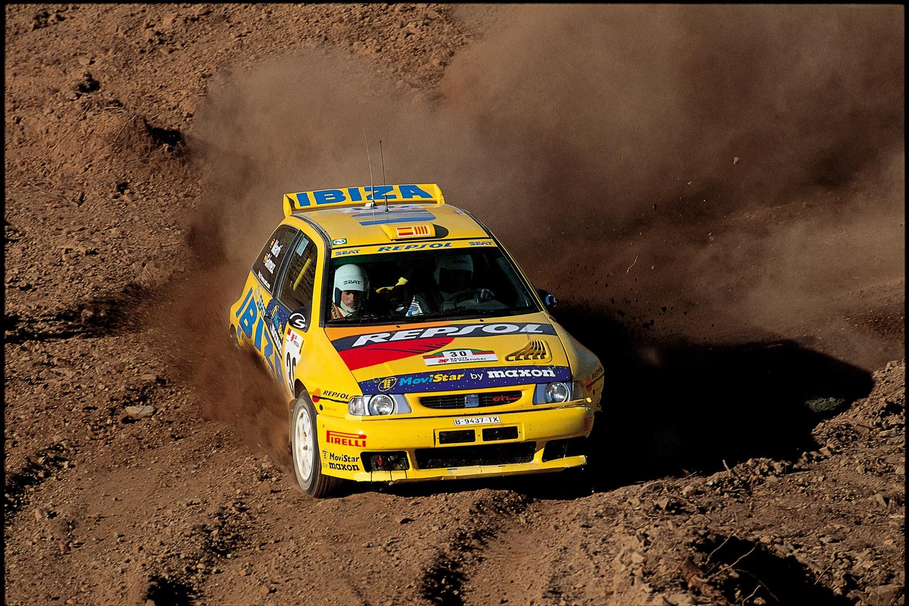 Rallye-Oldie-Treffen in der Eifel
