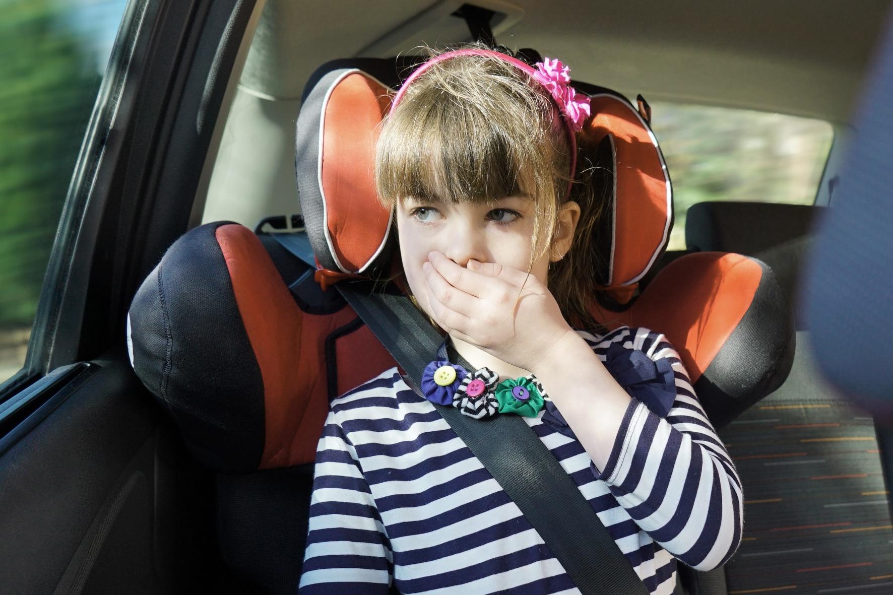 Übelkeit im Auto: Jeder Fünfte ist betroffen