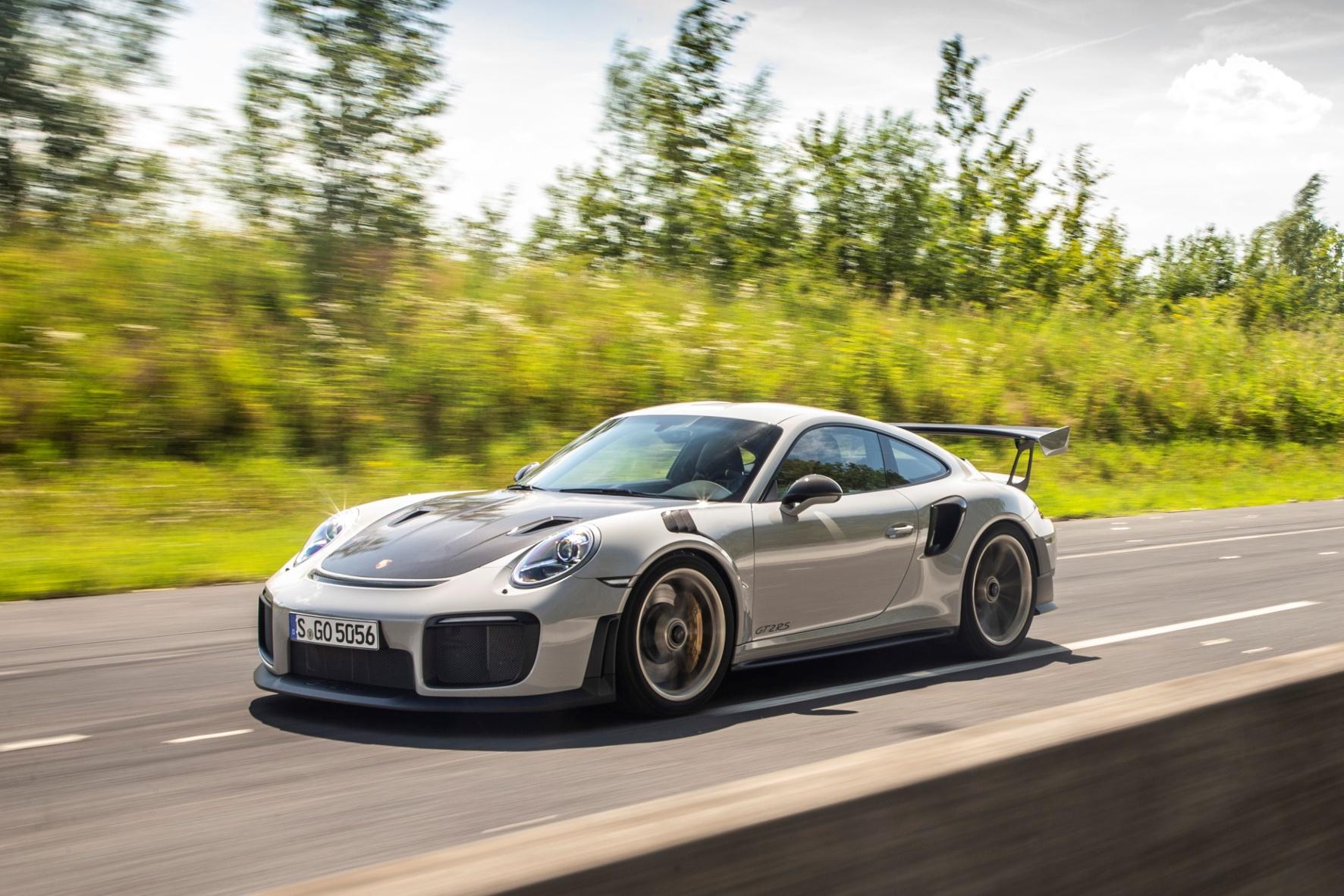 Mythos Porsche feiert seinen 70.