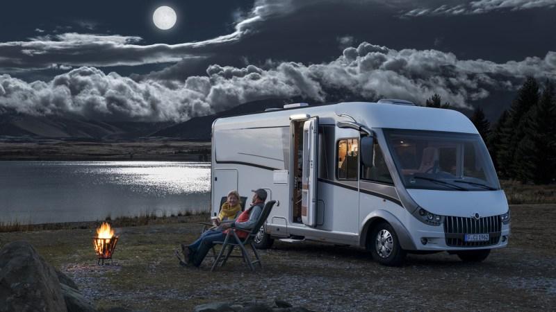 Caravan Salon: Die Boom-Branche fährt Rekorde ein