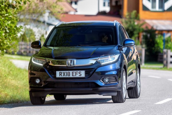 Honda Facelift CRV 1