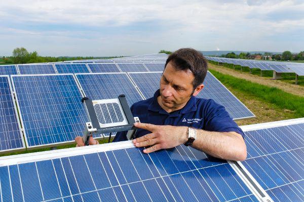 Fortschritte in der Photovoltaik-Forschung