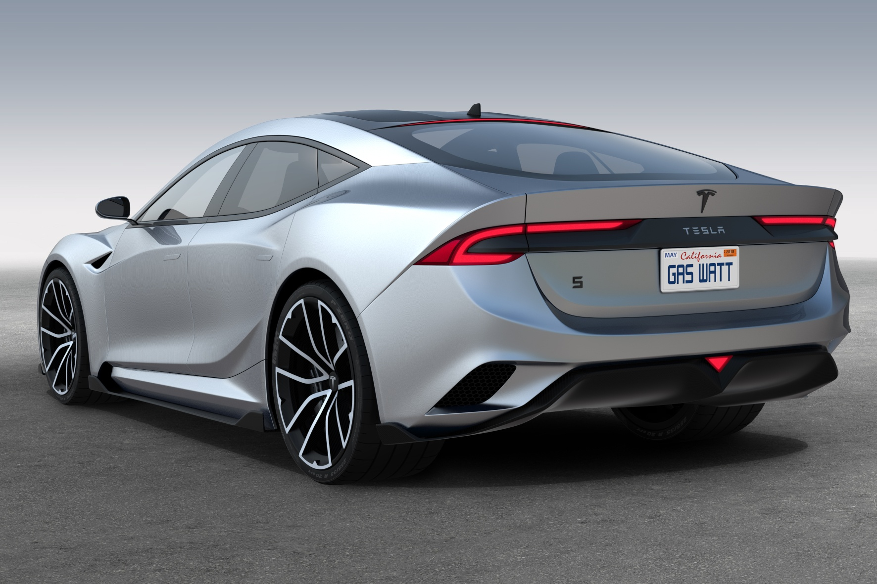 So will die US-Automarke Tesla in die Zukunft fahren