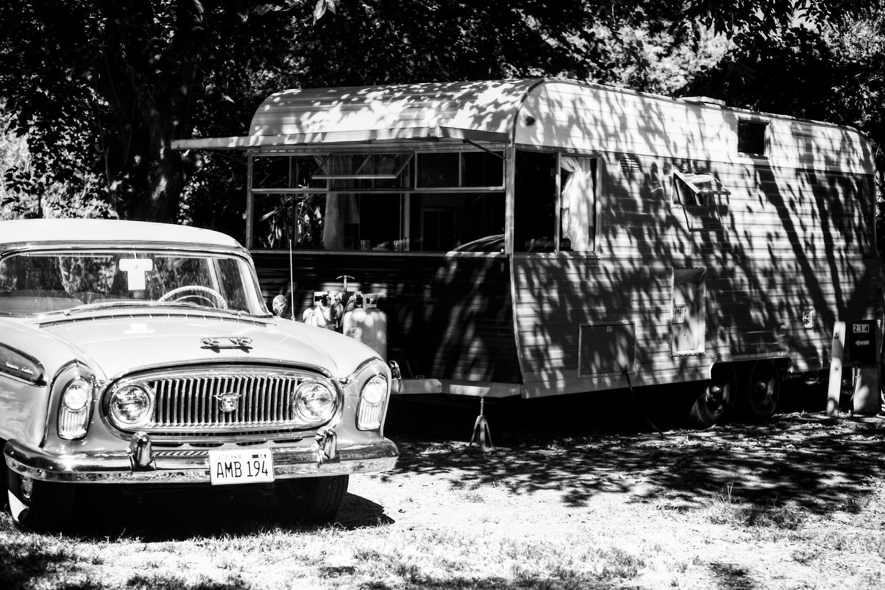 Caravan-Salon setzte vor 30 Jahren schon auf Jung-Caravaner