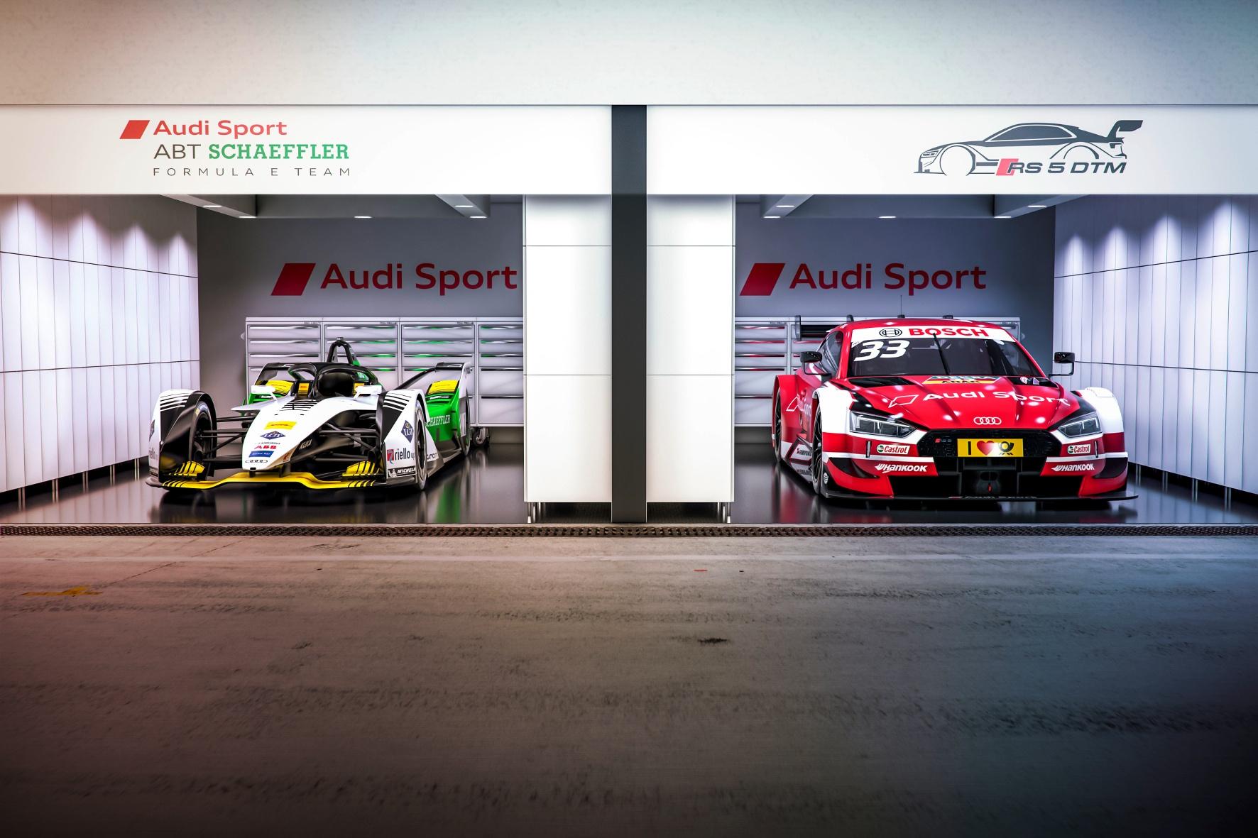 Motorsport: Deutsche Automarke bekennt sich zur Formel E und DTM