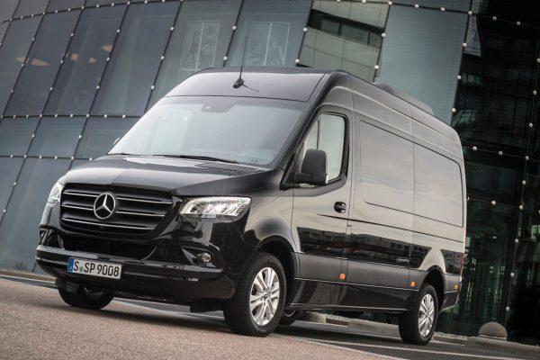 Mercedes Sprinter nachhaltig