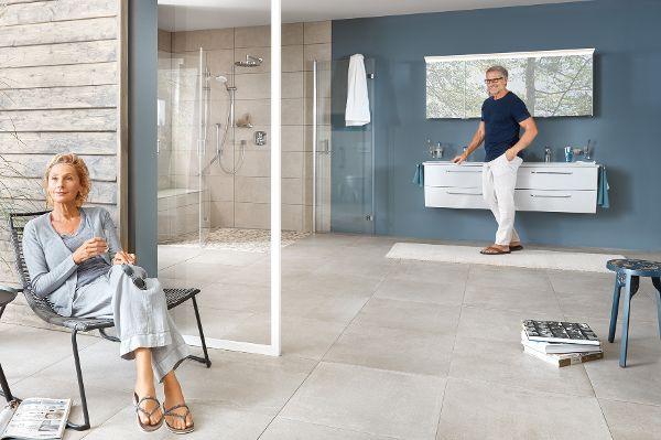 Für viele Menschen muss das Badezimmer eine Wohlfühloase sein. © Redaktionsgemeinschaft Bauen und Wohnen RGBuW /TRD Bauen und Wohnen