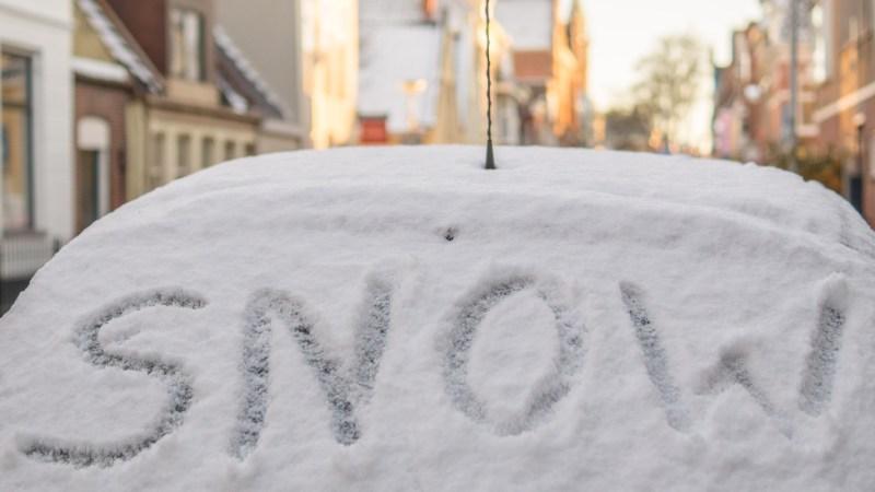 So wird das Auto winterfest
