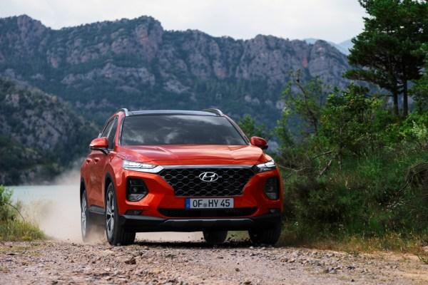 Chrashtest Hyundai 2