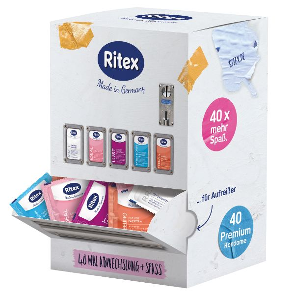 Der Kondom-Automat für zuhause ist da