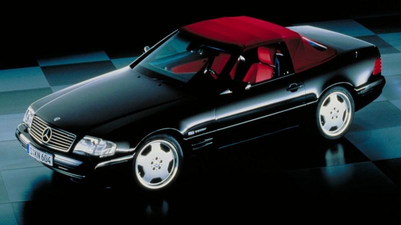 Mercedes-Benz SL Roadster aus der Baureihe 129: Mythos und begehrtes Kultobjekt