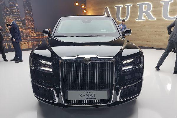 Das ist Putins neue Präsidenten-Limousine