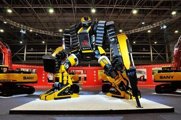 Industrie-Roboterdichte: Es gibt Rekorde am laufenden Band