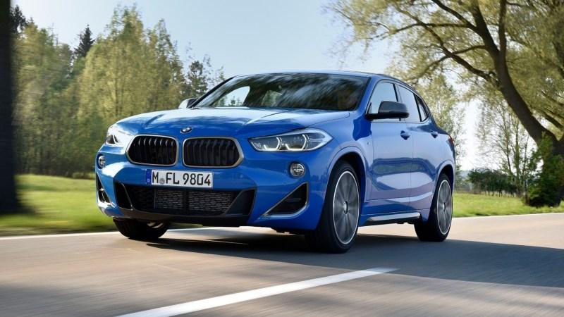 Der erste M-Performance-Vierzylinder von BMW dürfte in Kürze noch in einigen weiteren Modellen auftauchen. © Rudolf Huber / mid / TRD mobilMW_X2M35i
