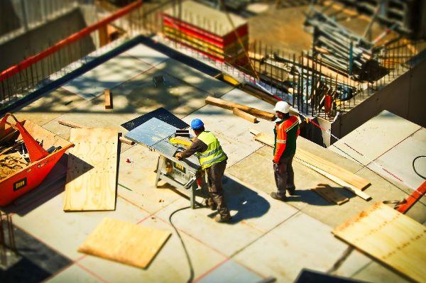 Baugewerbe Auftragslage