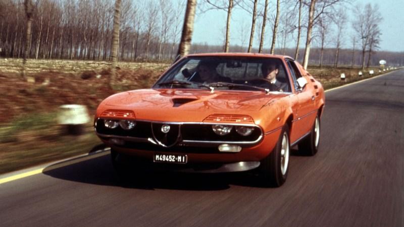 Zeitreise: Alfa Romeo Modell Montreal