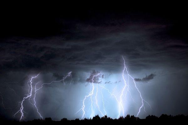 Wenn der Blitz einschlägt