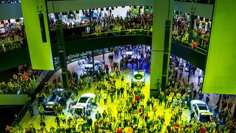Auf der letzten IAA wurde in Frankfurt die Zukunft des Autos vorgestellt