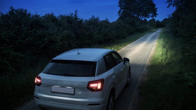Philips Autolicht im TRD Pressedienst