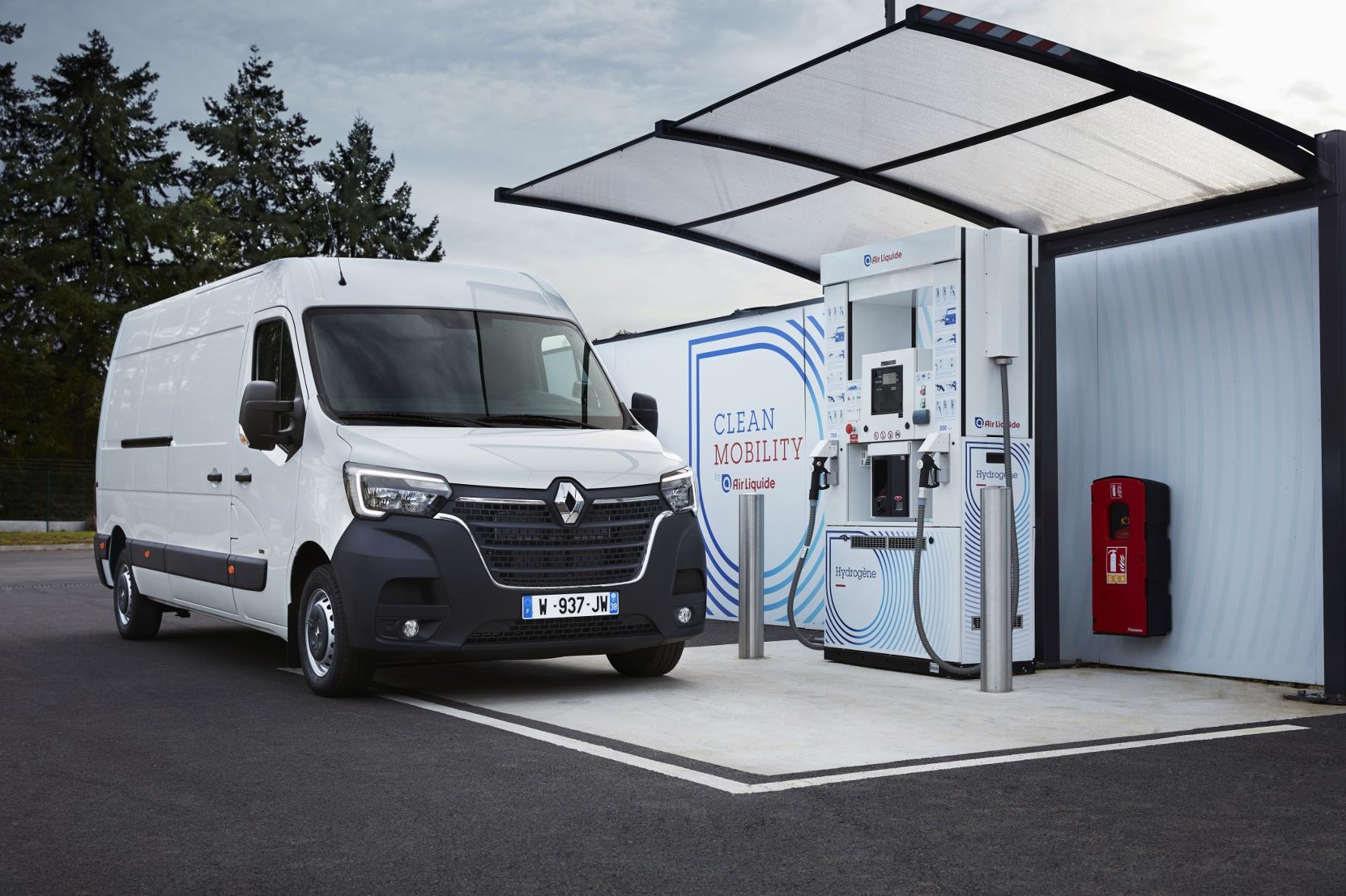 Brennstoffzellen-Fahrzeuge besitzen mehr Reichweite als E-Autos