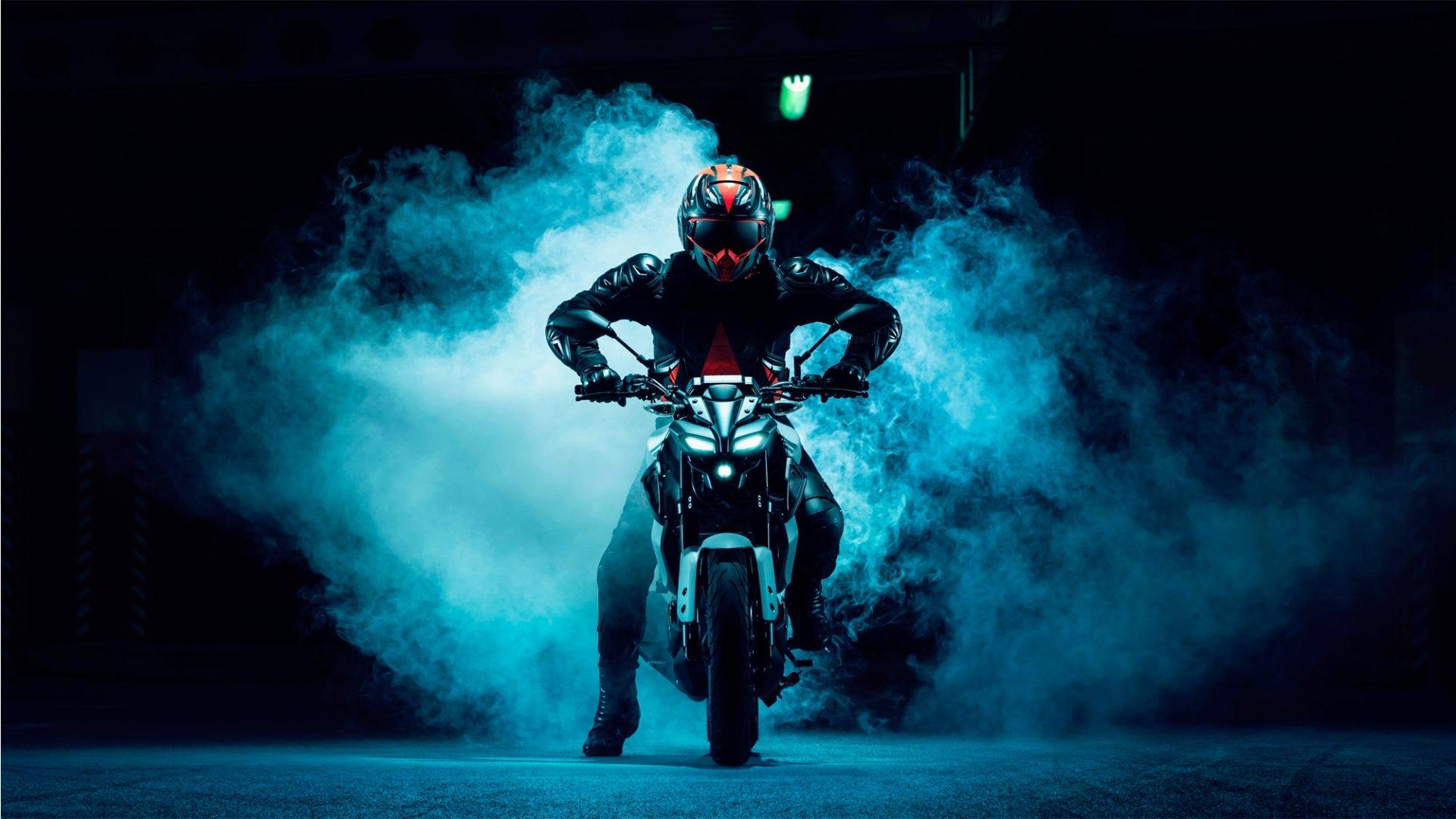 Motorräder für die aktuelle Saison