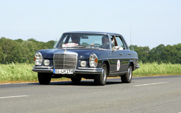 Mercedes 300 SL 1