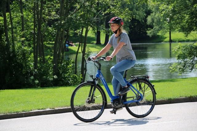 E-Bikes immer beliebter