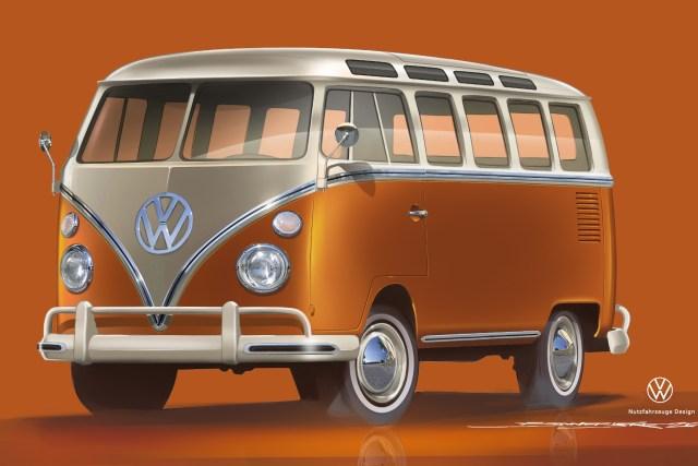 VW Bus E