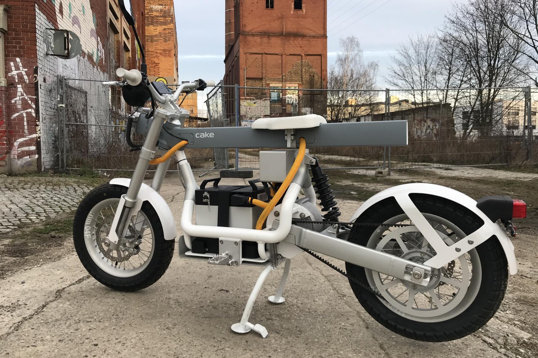 Utility-E-Bikes aus dem Land der Elche