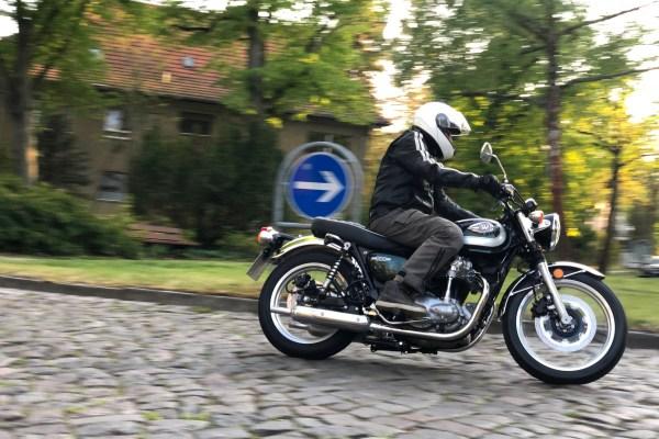 W800 Kawasaki 1