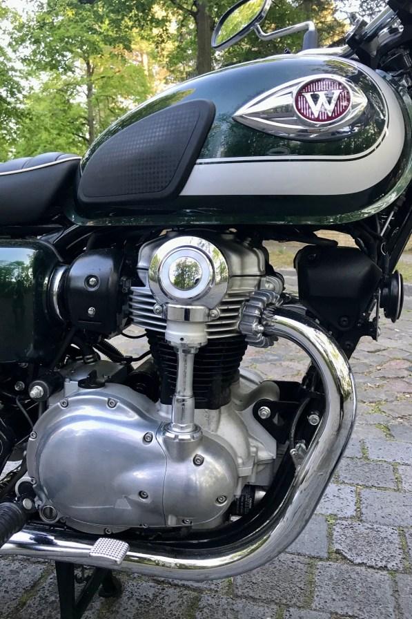W800 Kawasaki 3
