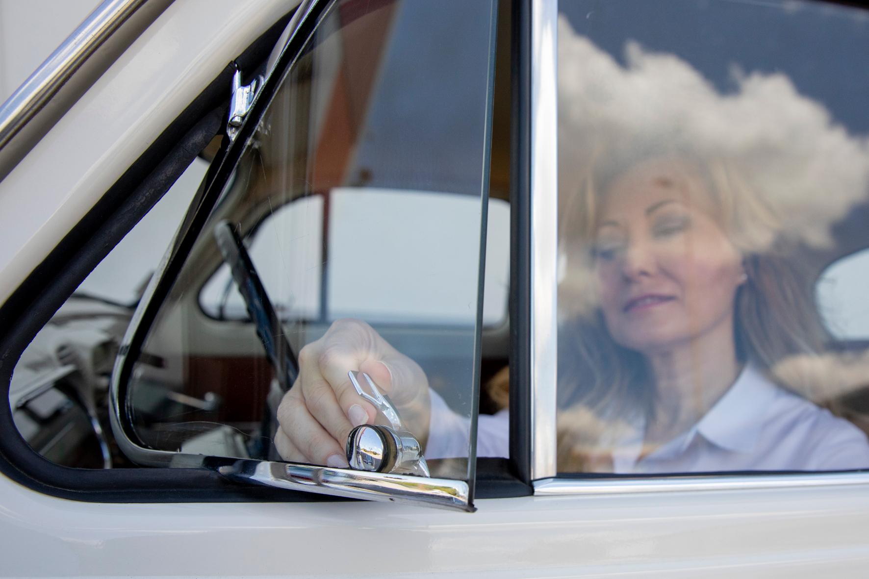 Kühles Auto: Vom Dreiecksfenster bis zur Klimaanlage