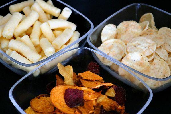 Kartoffelchip 250961