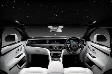 Rolls Royce in Space