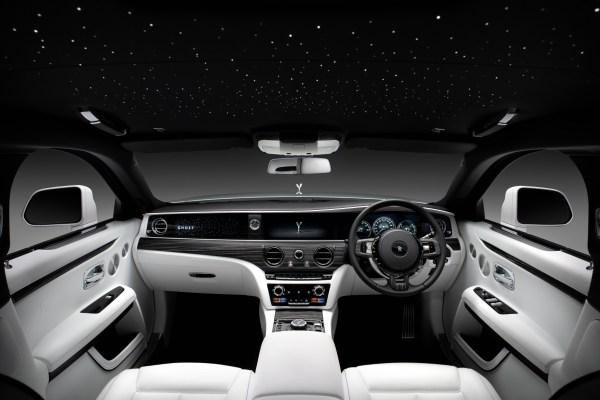 Rolls Royce in Space