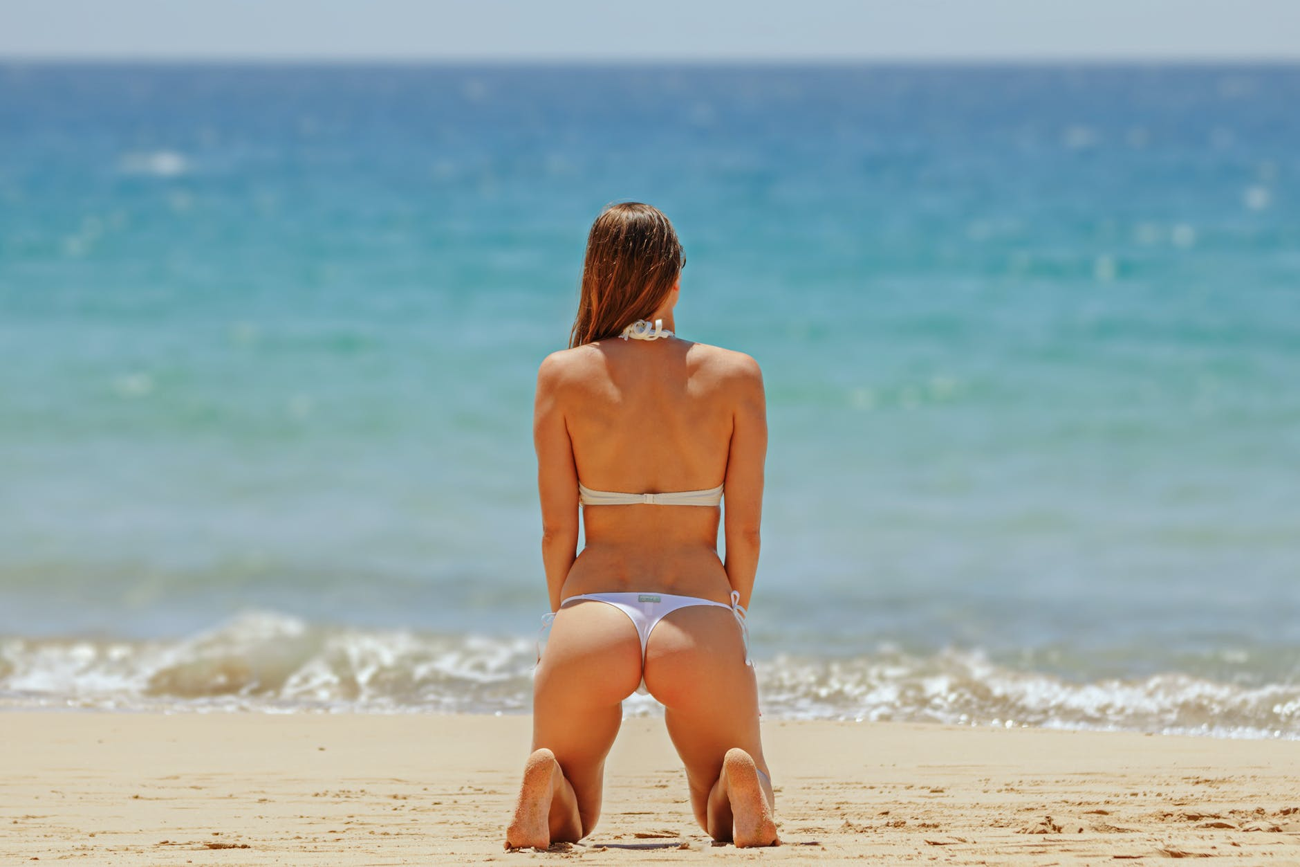 Sex in freier Natur durch einen diskreten Beobachter noch spannender?