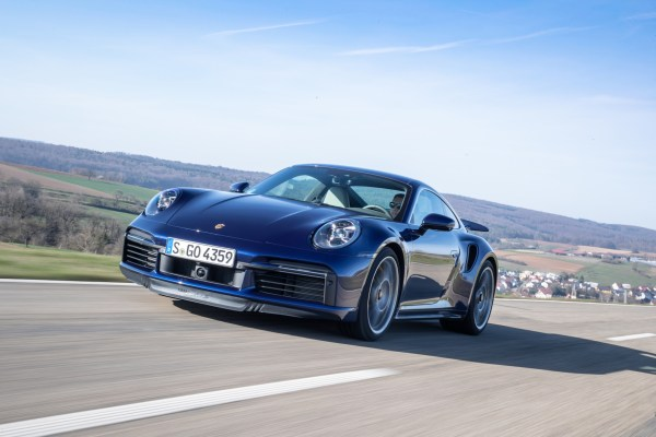 wer einen Turbo S haben will muss über 200.000 Euro auf den Tisch legen. © Porsche