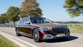 Der neue Maibach Daimler/TRD mobil