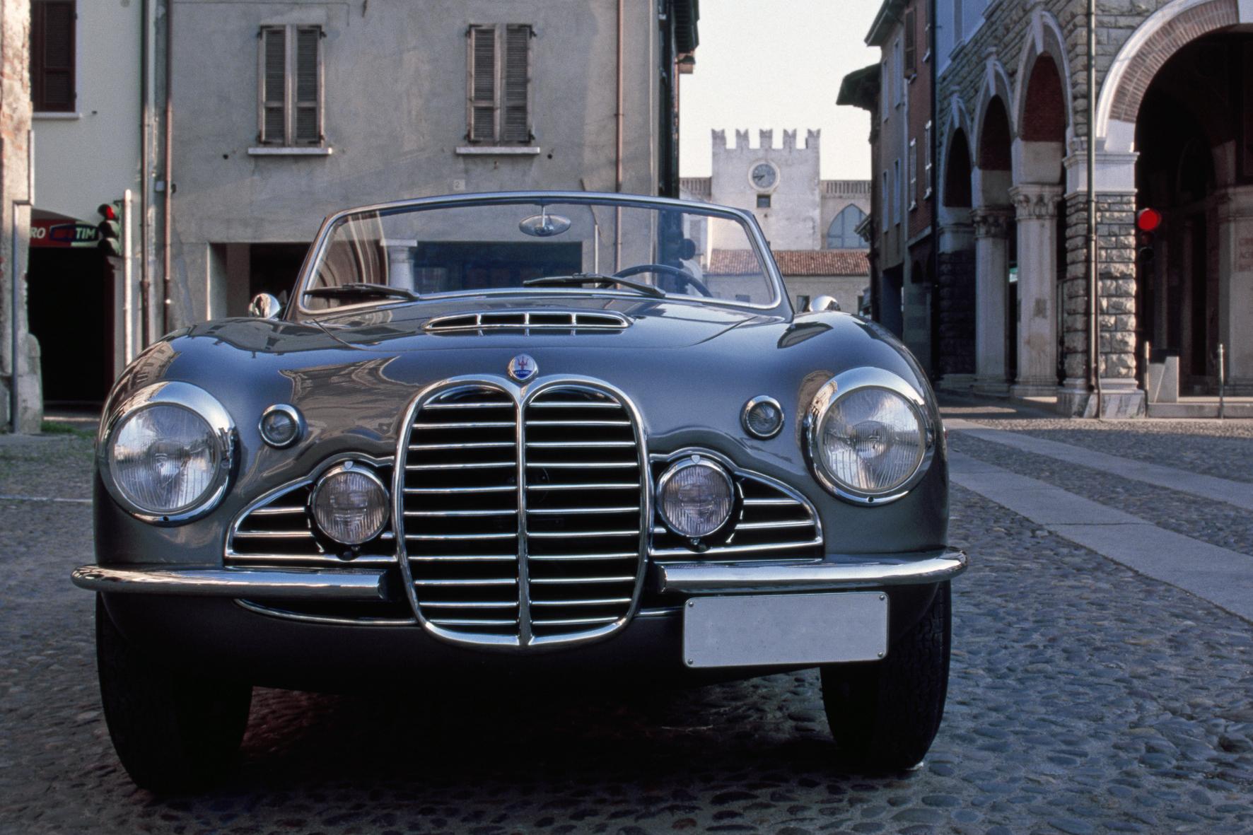 Eine Maserati-Rarität wird 70