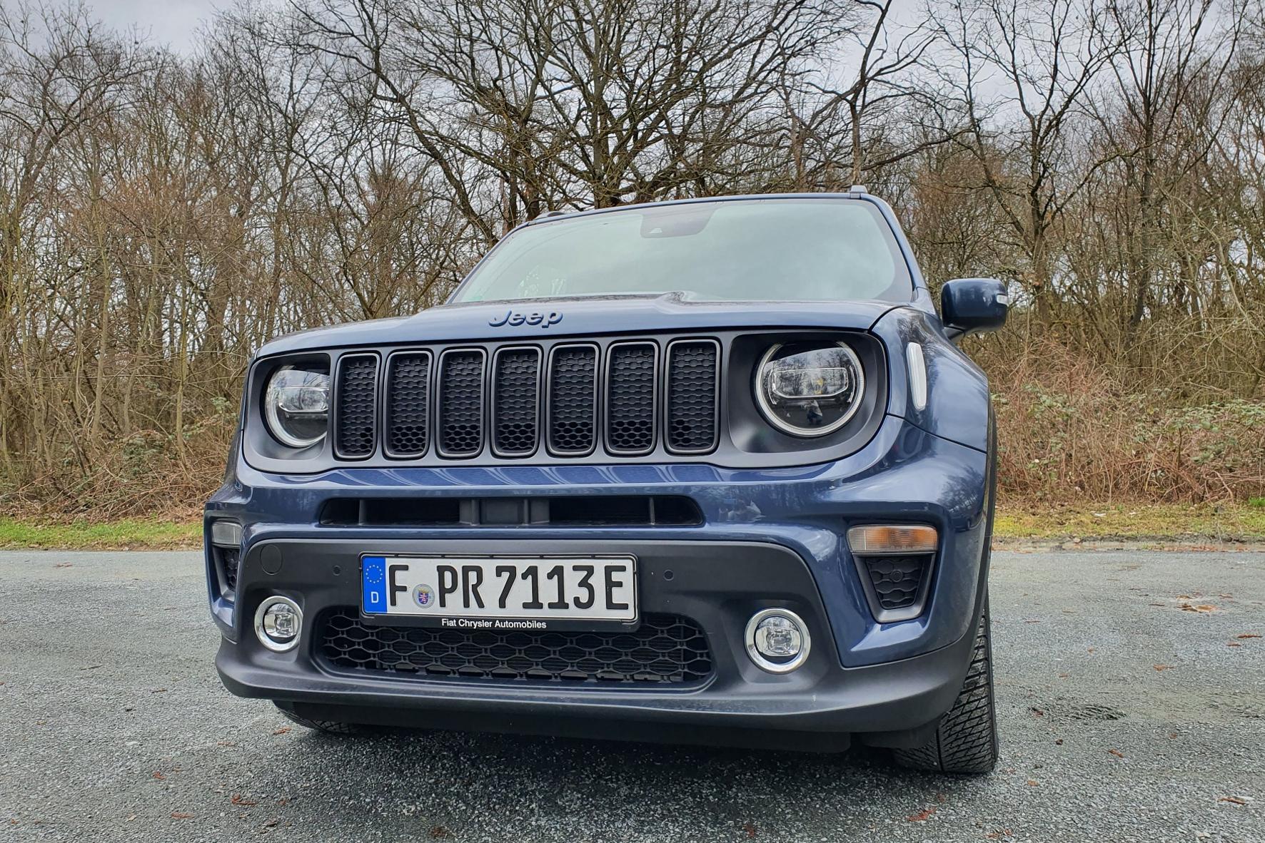 Mit neuem Modell steht der Jeep mit Stecker, nun auch im Alltag für eine neue Gattung