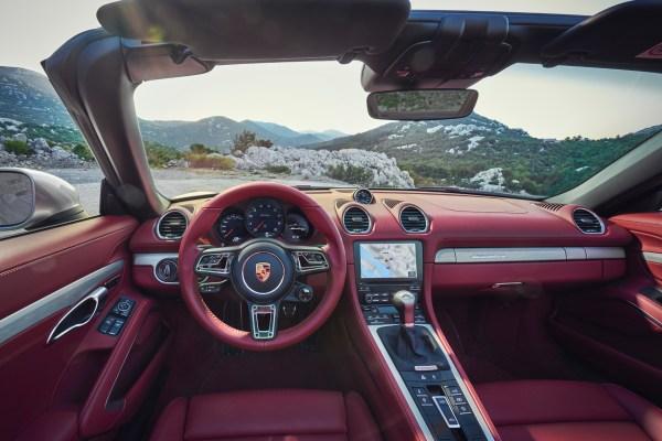 © Porsche / TRD mobil
