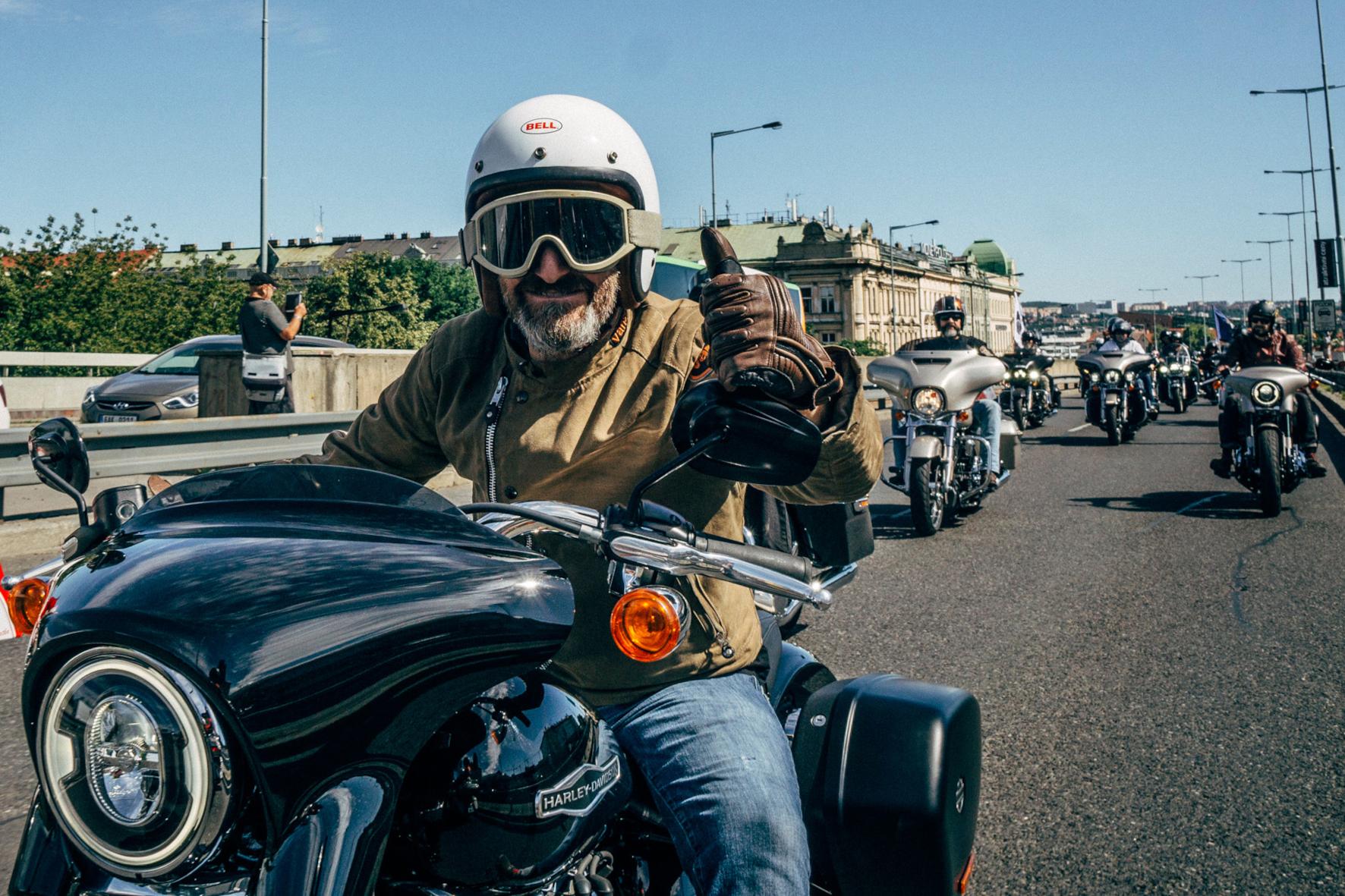 Die goldenen Regeln der Motorradsicherheit